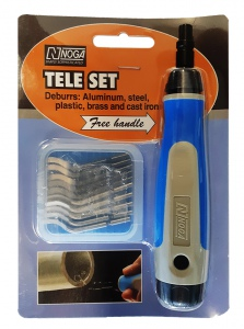 DEBURRING TOOL:  TELE INCLUDES NG3