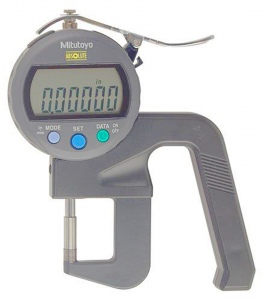 THICKNESS GAUGE: DIGITAL MITUTOYO