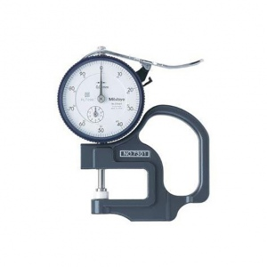 THICKNESS GAUGE: DIAL 10.0MM MITUTOYO