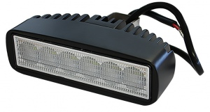 LED SPOT LIGHT: 18W 12/24V 145 X 45MM