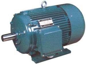 ELECTRIC MOTOR: Y SERIES 1HP 2 POLE 415V 50HZ