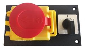 SWITCH: KJD18 -6A 8AMP 230V ELECTROMAGNETIC F/REV