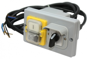 SWITCH: KJD21-V7  8AMP 415V 50HZ ELECTROMAGNETIC