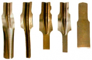C/CHISEL/SET: REC 7400096 5PC.