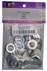 SPRING WASHERS: 280PCS ASSORTED