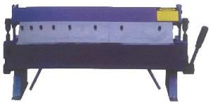 FOLDER: 305MM X 1.0MM BOX & PAN