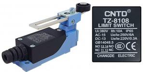 LIMIT SWITCH: FOLDER  2500 X 4MM