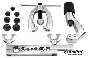 DOUBLE FLARING TOOL SET: AMPRO