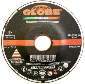 GRINDING DISC: 125X3.2X22MM ALUMINIUM