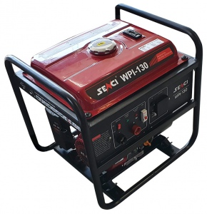 GENERATOR/WELDER: 130A  PETROL INVERTER 1PH