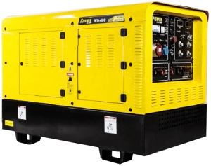 GENERATOR/WELDER: WD600-11  DIESEL PIPELINE WORKSTATION