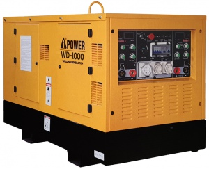 GENERATOR/WELDER: WD1000  DIESEL PIPELINE WORKSTATION