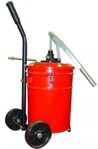 OIL PUMP: 20L HAND OPERATED