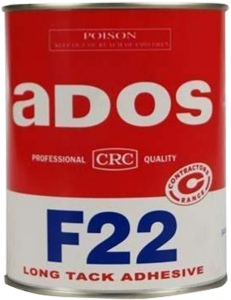 ADOS: F22 ADHESIVE 1 LITRE 8028
