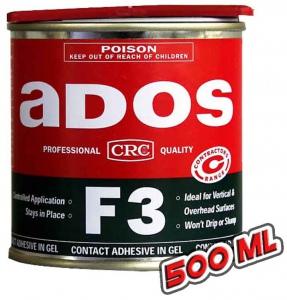 ADOS: F3 ADHESIVE 500ML 8020