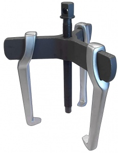 GEAR PULLER: 75MM   3 JAW SLIDING BAR MAXPOWER