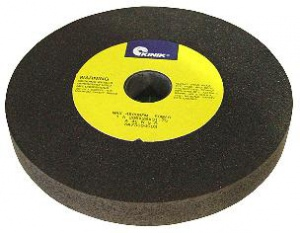 GRINDING WHEEL: 150 X 19 X 31.75MM  GREEN 100G