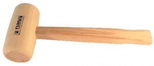 WOOD MALLET: 60MM DIA