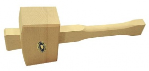 WOOD MALLET: 115MM 00359R CRAFTSMAN