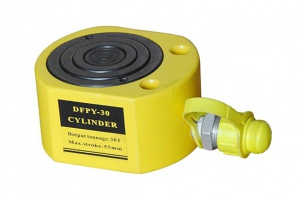 HYDRAULIC CYLINDER: 20T CLOSED HEIGHT 57MM