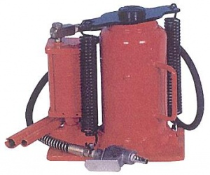 AIR/HYD BOTTLE JACK: 20TON