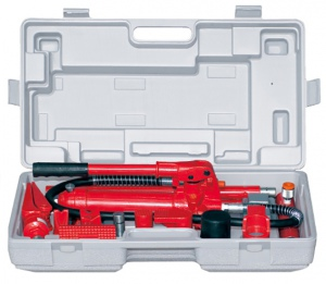 HYDRAULIC BODY JACK: 4 TON KIT