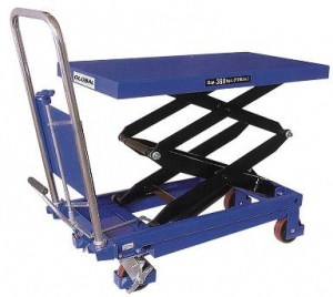 HYDRAULIC LIFT TABLE: 300KG