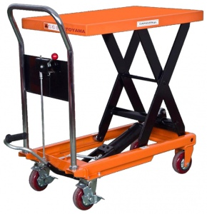 HYDRAULIC LIFT TABLE: 500KG