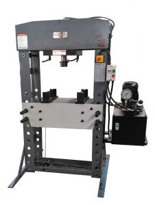 HYDRAULIC PRESS: 55 TON Hyd W/shop Press HPM-55