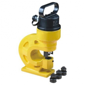 HYDRAULIC PUNCH: 31 TON 6.0MM CAPICITY