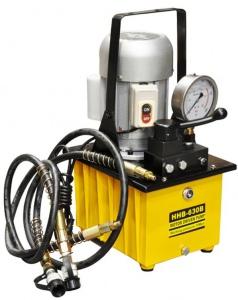 HYDRAULIC POWER PACK: 230V 1HP 1PH 700 BAR 2 WAY