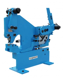 MANUAL PUNCH & SHEAR: CBS-22B