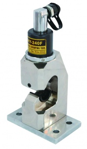 HYDRAULIC CRIMPING TOOL: 16-240 BENCH MOUNT