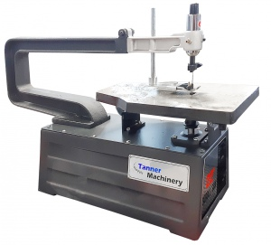SCROLL SAW: JS-18 18 120W 460 x 235MM TABLE 1400S/MIN