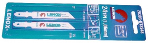 JIGSAW BLADE: LENOX 324S 2PC