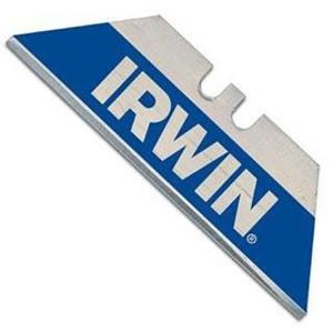 UTILITY BLADES: IRWIN 5PC BI-METAL