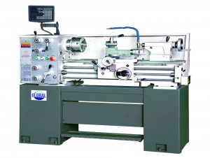 LATHE: LD-1424E 1 PHASE WITH  DRO QCT