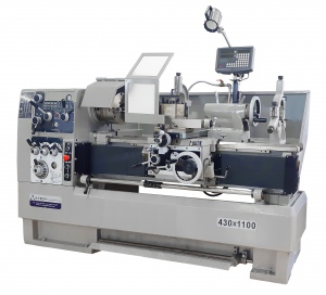 LATHE: AT-430 430 X 1100 X 58MM BORE (TAIWAN) TOP QUALITY