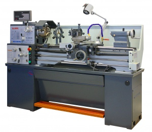 LATHE: GL-1440GHB GLOBAL 38MM BORE, 3 Phase