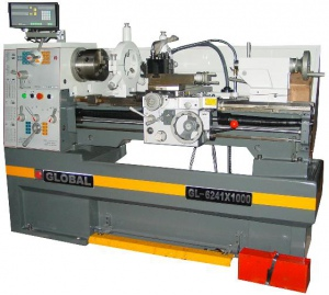 LATHE: GH-1640 410 X 1000 X 52MM BORE, 3 PHASE