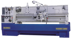 LATHE: L-6256 560 X 2000 X 80MM BORE