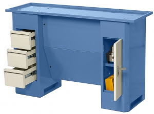 WM-250G  STAND : DELUXE 500MM WITH DRAWER