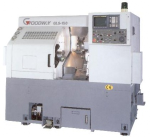 CNC LATHE: GOODWAY GLS-150