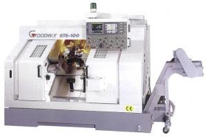 CNC LATHE: GOODWAY GTS-150