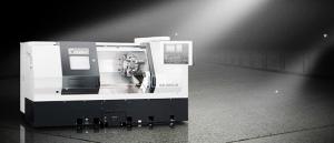 CNC LATHE: GOODWAY GLS-200