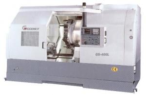 CNC LATHE: GOODWAY GS-400L