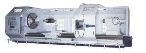 CNC LATHE: CMT-71 1800 X 4000MM