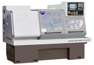 CNC LATHE: GLOBAL GL-400R SIEMENS 808D