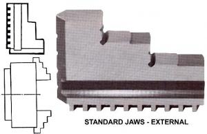 HARD JAWS: TOS EXTERNAL 80MM 3PC SET