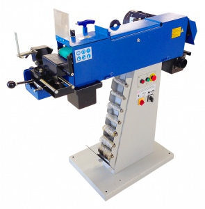 LINISHER/GRINDER: TUBE PRS-76-4H TWO SPEED MOTOR